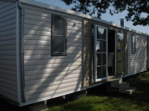 Mobil-Home IRM Hampton 2 chambres neuf