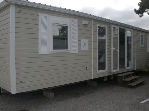 Mobil Home Neuf Trigano Intuition 40