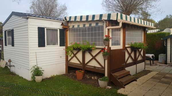 Mobil Home Luxueux Cottage 28 X 12