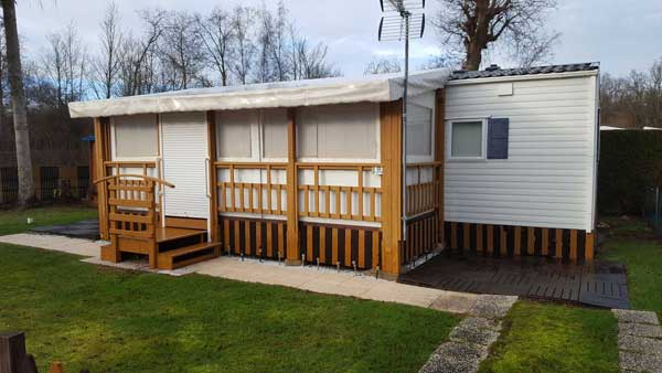 Mobil Home Picardy Super