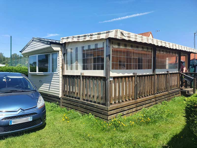 Mobil-home Victory 3 chambres