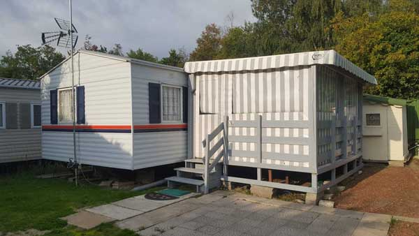 Mobil Home Willerby Convas