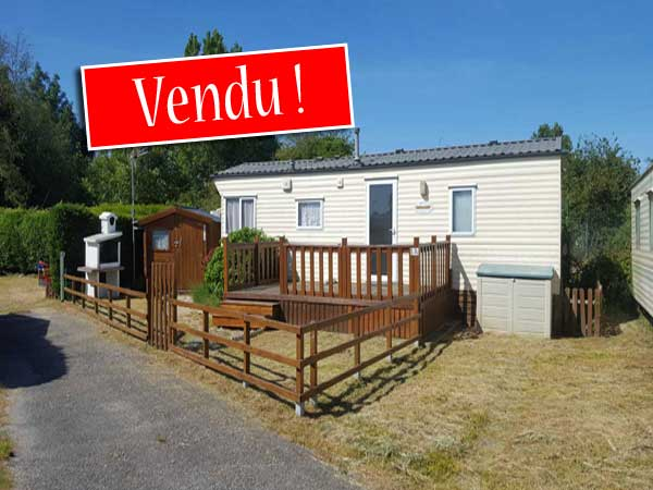 Mobil Home Willerby Normandy 29X10